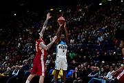 MathewsJordan <br /> A X Armani Exchange Olimpia Milano - Vanoli Cremona <br /> Basket Serie A LBA 2019/2020<br /> Milano 09 February 2020<br /> Foto Mattia Ozbot / Ciamillo-Castoria