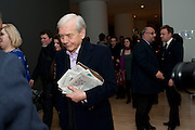 JOHN HUMPHREYS, Press night for the West End opening of ENRON.No'l Coward Theatre, St Martin's Lane, London WC2, afterwards: Asia De Cuba, St Martins Lane Hotel,  London. 25 January 2010<br /> JOHN HUMPHREYS, Press night for the West End opening of ENRON.Noël Coward Theatre, St Martin's Lane, London WC2, afterwards: Asia De Cuba, St Martins Lane Hotel,  London. 25 January 2010