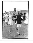 Lee and geoffrey Johnsa.  Van Cleef and Arpels Cup.  Polo Bridgehampton© Copyright Photograph by Dafydd Jones 66 Stockwell Park Rd. London SW9 0DA Tel 020 7733 0108 www.dafjones.com