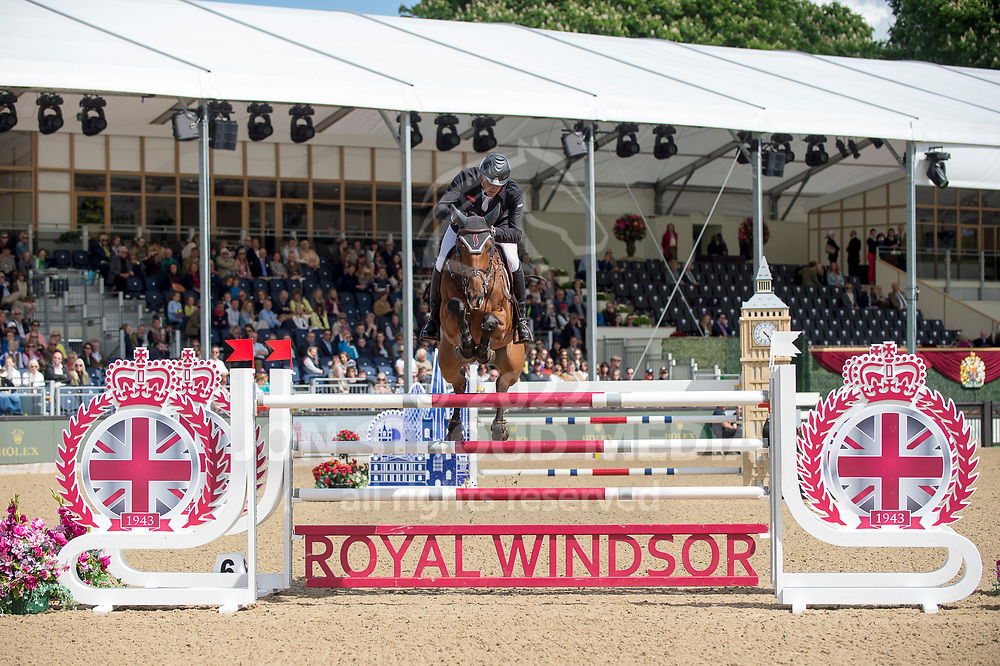 Marc Houtzager  (NED) & Sterrehof´S Calimero- Rolex Grand Prix - CSI5* Jumping - Royal Windsor Horse Show - Home Park, Windsor, United Kingdom - 14 May 2017
