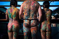 International tattoo convention - 30 Sep 2018