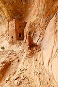 Tower House on the Cedar Mesa in Utah