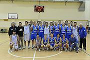 DESCRIZIONE : Roma Acqua Acetosa amichevole Nazionale Italia Donne<br /> GIOCATORE : team<br /> CATEGORIA : ritratto<br /> SQUADRA : Nazionale Italia femminile donne FIP<br /> EVENTO : amichevole Italia<br /> GARA : Italia Lazio Basket<br /> DATA : 27/03/2012<br /> SPORT : Pallacanestro<br /> AUTORE : Agenzia Ciamillo-Castoria/GiulioCiamillo<br /> Galleria : Fip Nazionali 2012<br /> Fotonotizia : Roma Acqua Acetosa amichevole Nazionale Italia Donne