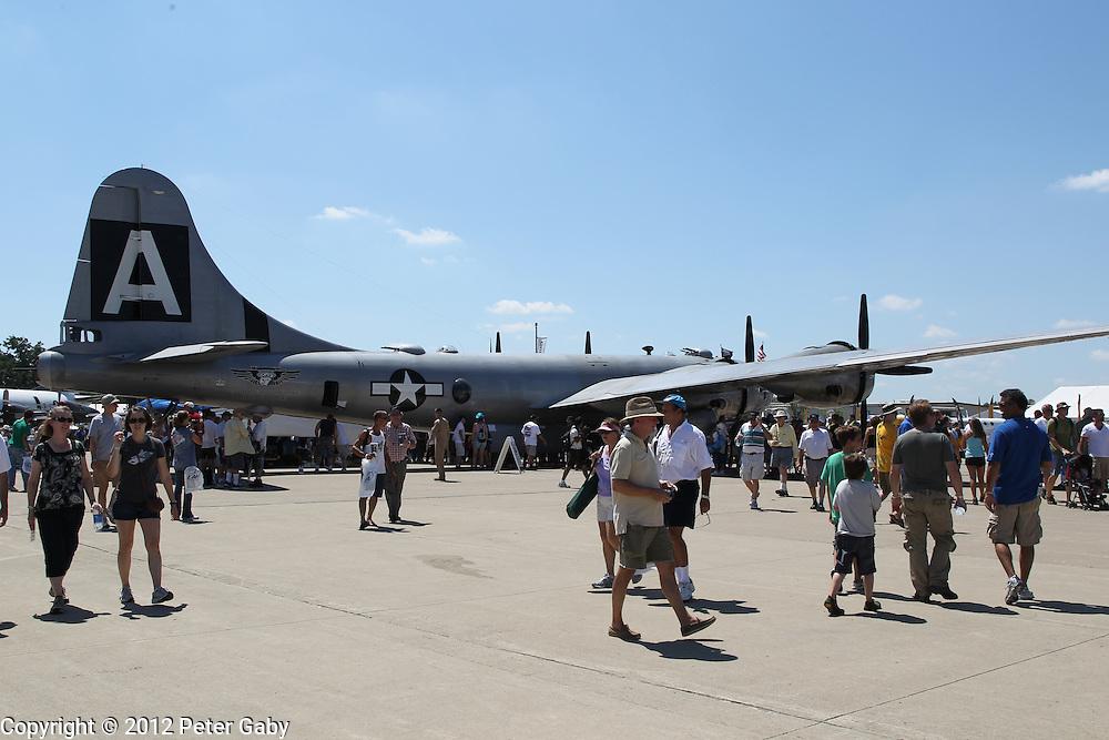 EAA AirVenture 2011 held at Whittman Regional Airport, Oshkosh, WI.