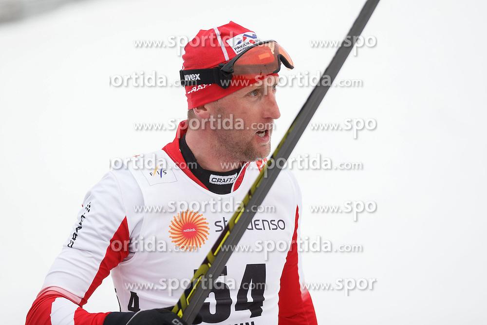 25.02.2015, Lugnet Ski Stadium, Falun, SWE, FIS Weltmeisterschaften Ski Nordisch, Falun 2015, Langlauf, Herren, 15km, im Bild MACIEJ KRECZMER // during the Mens 15km Cross Country Race of the FIS Nordic Ski World Championships 2015 at the Lugnet Ski Stadium in Falun, Sweden on 2015/02/25. EXPA Pictures &copy; 2015, PhotoCredit: EXPA/ Newspix/ Radoslaw Jozwiak<br /> <br /> *****ATTENTION - for AUT, SLO, CRO, SRB, BIH, MAZ, TUR, SUI, SWE only*****