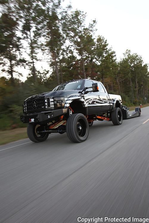 Ford Truck Client: Truckin Magazine