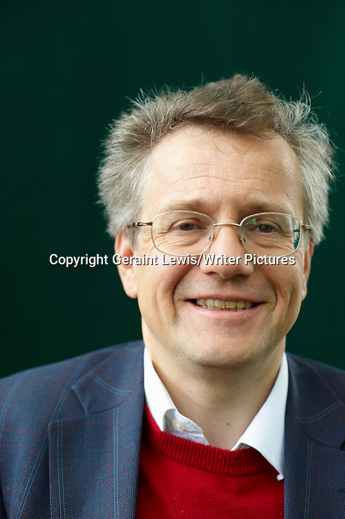 Murray Pittock, Scottish author and writer of the book The Myth of Jacobite Clans at The Edinburgh International Book Festival 2009<br /> <br /> copyright Geraint Lewis/Writer Pictures<br /> contact +44 (0)20 822 41564<br /> info@writerpictures.com<br /> www.writerpictures.com