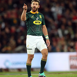 Willie le Roux of South Africa during the 2018 Castle Lager Incoming Series 1st Test match between South Africa and England at Emirates Airline Park,<br /> Johannesburg.South Africa. 09,06,2018 Photo by (Steve Haag Sports)