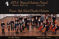 Pioneer High School Chamber Orchestra