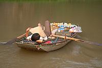 Vietnam. region de Ninh Binh. Tam Coc. // Vietnam. Ninh Binh area. Tam Coc.