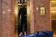 Awudu Abass<br /> Nazionale Italiana Maschile Senior - Arrivo al Ritiro di Torino<br /> FIP 2017<br /> Torino, 20/11/2017<br /> Foto M.Ceretti / Ciamillo-Castoria