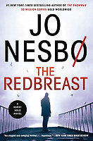 The Redbreast by Jo Nesbo (USA edition)