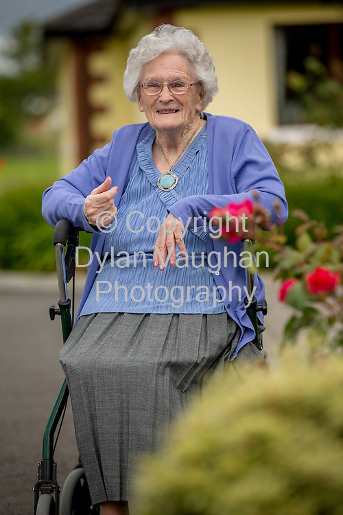 11/6/14<br /> Merrial Davis pictured at Glendale Estate Nursing Home in Tullow Co. Carlow.<br /> Picture Dylan Vaughan.
