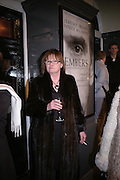 Penelope Mortimer, Opening night of Embers, Duke of York's theatre. St. Martin's Lane. London. 1 March 2006. ONE TIME USE ONLY - DO NOT ARCHIVE  © Copyright Photograph by Dafydd Jones 66 Stockwell Park Rd. London SW9 0DA Tel 020 7733 0108 www.dafjones.com