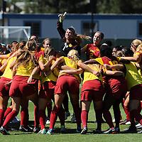 Soccer: USC v Pepperdine 2013