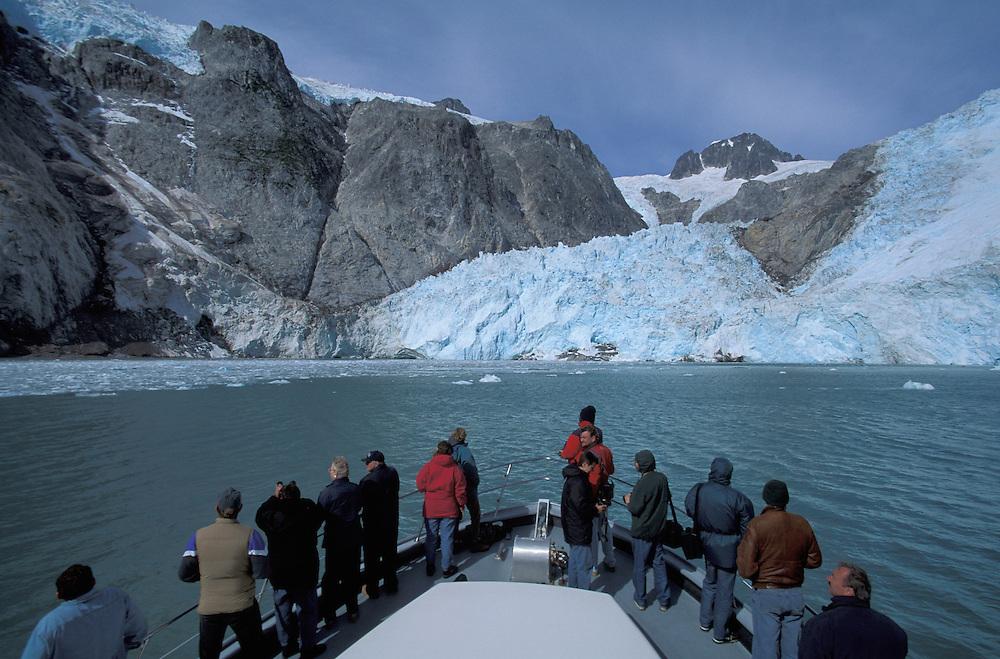 Kenai Fjords Tours, Kenai Fjords National Park, Alaska, USA