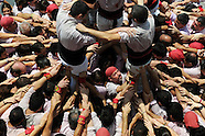 Singapore - Catalonian Castellers Form Human Towers - 20 Oct 2016