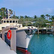 Florida, Fisher Island, Intracoastal Waterway, Port of Miami