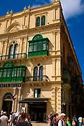 Gio Batta Delia shop in , Valletta, Malta