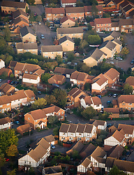 ©London News pictures... 31/12/2010. File picture originally dated 11/10/2010. Generic proprty picture of the South East of England. House prices moved slightly higher in December but are still expected to fall in the first half of next year, mortgage lender Noationwide has said. The average price of a home in December was 0.4% higher than a year ago, at £162,763, the first monthly rise since May. Photo credit should read: London News Pictures/LNP