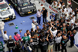 June 17, 2017 - Budapest, Hungary - Motorsports: DTM race Budapest, Saison 2017 - 3. Event Hungaroring, HU, # 3 Paul di Resta (GBR, HWA AG, Mercedes-AMG C63 DTM) (Credit Image: © Hoch Zwei via ZUMA Wire)