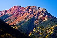 12,592 ft. Red Mountain # 1,  San Juan Mountains, Colorado.