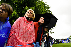 June 4, 2017 - BarsebäCk, Sverige - 170604 Publik under dag fyra av golftävlingen Nordea Masters den 4 juni 2017 i Barsebäck  (Credit Image: © Petter Arvidson/Bildbyran via ZUMA Wire)