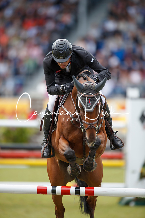 Houtzager Marc, NED, Sterrehofs Calimero<br /> CHIO Aachen 2017<br /> © Hippo Foto - Dirk Caremans<br /> 23/07/2017