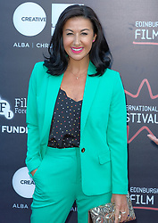 Edinburgh International Film Festival, Thursday, 21st June 2018<br /> <br /> Premiere of Eaten by Lions<br /> <br /> Pictured: Hayley Tamaddon <br /> <br /> (c) Aimee Todd | Edinburgh Elite media