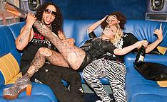 Ke$ha & LMFAO exclusive photo shoot
