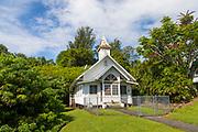 Pohakupuka Congregational Church, 1923, Ninole, Hamakua Coast, Island of Hawaii