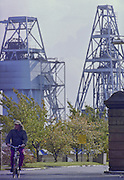 Markham Main Colliery Armthorpe. British Coal Doncaster Area.