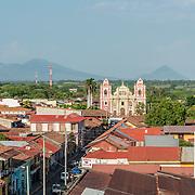 Granada Nicaragua Cityscape