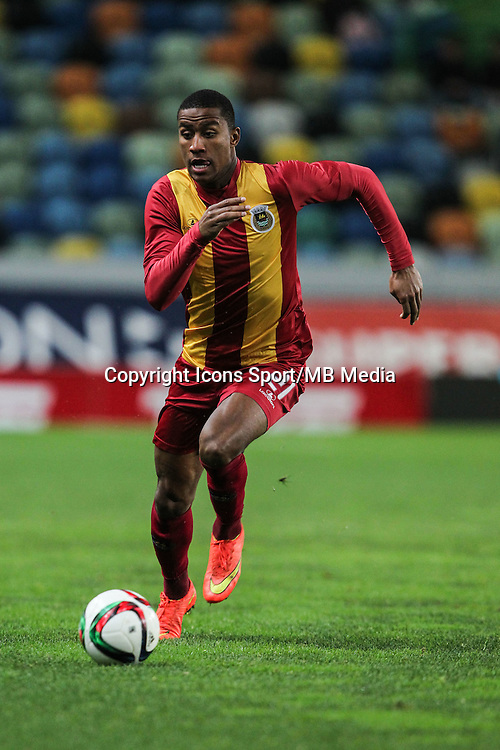 Marvin Zeegelaar - 18.01.2015 - Sporting / Rio Ave FC - Liga Sagres -<br /> Photo : Carlos Rodrigues / Icon Sport