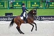 Emilie Nyrerod - Miata<br /> FEI European Championships Aachen 2015<br /> © DigiShots