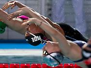 PELLEGRINI Federica Canottieri Aniene<br /> 50 dorso donne<br /> Riccione 11-04-2018 Stadio del Nuoto <br /> Nuoto campionato italiano assoluto 2018<br /> Photo &copy; Andrea Staccioli/Deepbluemedia/Insidefoto