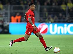 Nathaniel Clyne of Liverpool - Mandatory by-line: Robbie Stephenson/JMP - 07/04/2016 - FOOTBALL - Signal Iduna Park - Dortmund,  - Borussia Dortmund v Liverpool - UEFA Europa League Quarter Finals First Leg