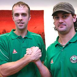 20080915: Ice Hockey - Tilia Olimpija meeting