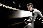 Belgian football player Divock Origi  (Belgium, 18/08/2014)