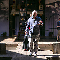 The Heresy of Love by Helen Edmundson;<br /> Director John Dove;<br /> Shakespeare's Globe Theatre, London, UK;<br /> 4th August 2015