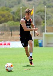 Joe Bryan of Bristol City  - Mandatory by-line: Joe Meredith/JMP - 19/07/2016 - FOOTBALL - Bristol City pre-season training camp, La Manga, Murcia, Spain
