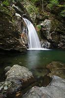 Bingham Falls, Stowe, Vermont