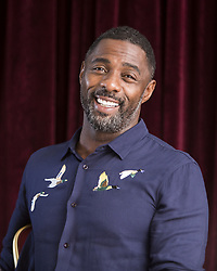 September 9, 2017 - Toronto, California, Canada - IDRIS ELBA promotes the movie 'The Mountain Between Us' during Toronto Film Festival. (Credit Image: © Armando Gallo via ZUMA Studio)
