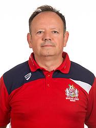 Steve Arnold Performance Analyst of Bristol Rugby Ladies - Mandatory by-line: Dougie Allward/JMP - 25/08/2016 - FOOTBALL - Cleve RFC - Bristol, England - Bristol Rugby Ladies