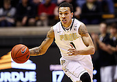NCAA Basketball - Purdue Basketball vs Iowa Hawkeyes - West Lafayette, In