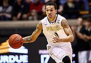NCAA Basketball - Purdue Basketball vs Iowa Hawkeyes - West Lafayette, In