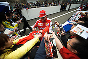April 10-12, 2015: Chinese Grand Prix - Kimi Raikkonen (FIN), Ferrari