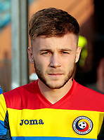 Uefa - World Cup Fifa Russia 2018 Qualifier / <br /> Romania National Team - Preview Set - <br /> Alexandru Maxim
