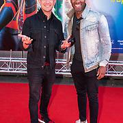 NLD/Amsterdam/20190702 - Filmpremiere Spider-man: Far From Home, Urvin Monte en ......