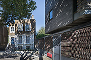London, September 27 2018 - 9-10 Stock Orchard Street house by Sarah Wigglesworth Architects